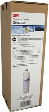 3M 5592426 Retrofit Seasonal Replacement Filter for Everpure ADC Part-Timer