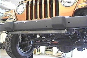 Blue Ox BX1118 Baseplate For 1997-2002 Jeep Wrangler Questions & Answers