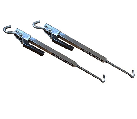 Do these turnbuckles come with the locks?
