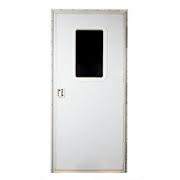 """AP Products 015-217720 Square RV Entry Door 30"""" x 72"""", RH"""