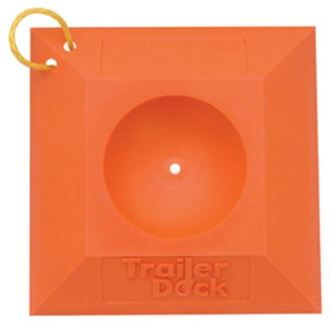 """What is the dimesIkns of trailer tongue wheel dock?  Can it be used on jack with a wheel (2 1/4"""" metal hollow tube"""