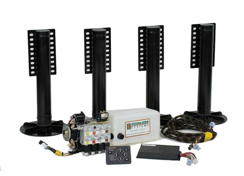 Equalizer Systems 8757DYNUPS Class B & Class C Smart-Level Leveling System for Mercedes Sprinter Chassis - Dynamax Mfg