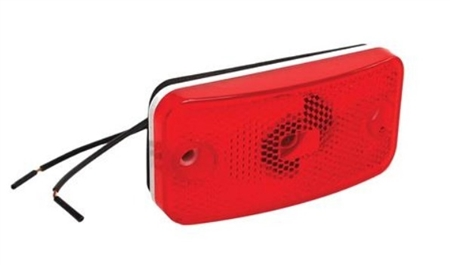 RV Designer E395 Fleetwood Style Clearance Light - Red Questions & Answers