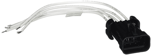 Does the Onan 0300-4946 Pigtail Remote Control Panel Harness have connectors on each end?