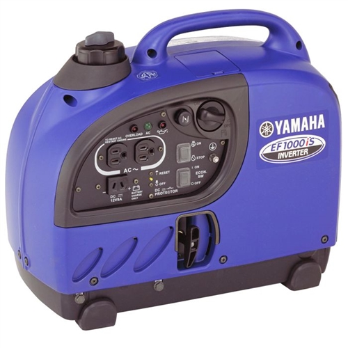 Yamaha EF1000iS Portable Generator - 1000 Watt