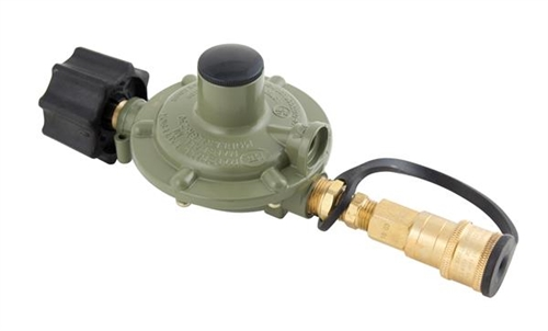 Marshall Excelsior MEGR23025QDP Propane Tank Adapter With Regulator