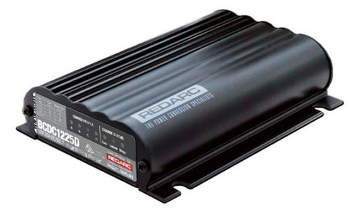 Redarc BCDC1225D Dual Input 25A In-Vehicle DC Battery Charger Questions & Answers