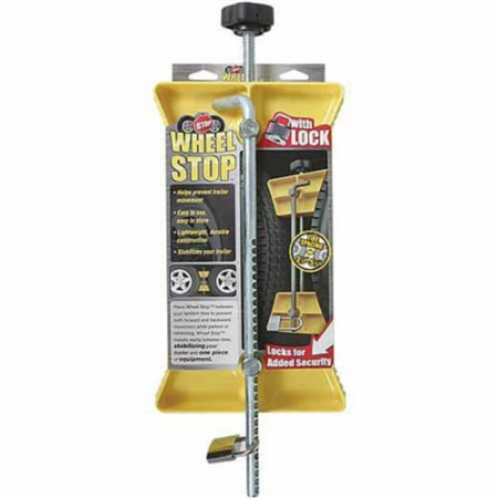 Camco 44642 RV Wheel Stop With Padlock