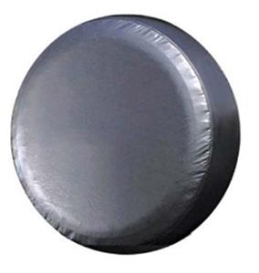 """ADCO 1740 Size O Spare Tire Cover - Black - 21-1/2"""""""