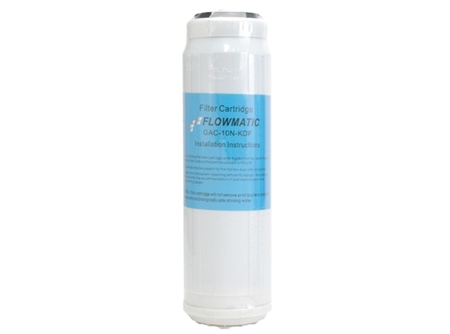 Flow-Pur GAC-10N KDF Dual System Replacement Filter - #5 Questions & Answers
