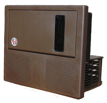 WFCO WF8945PEC Power Center Converter, 45 Amp - Brown