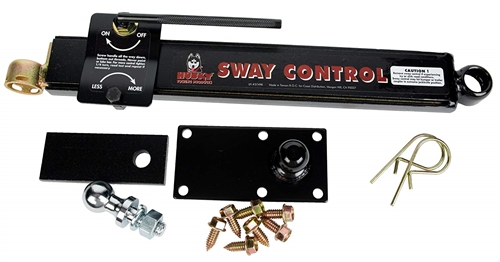 Husky Towing 37498 Weight Distribution Sway Control Kit - Left Hand Questions & Answers
