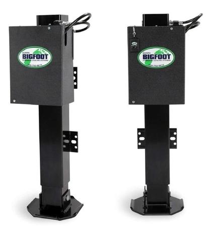 Bigfoot SQI24 2 Pump 2 Cylinder Standard Landing Gear System Questions & Answers