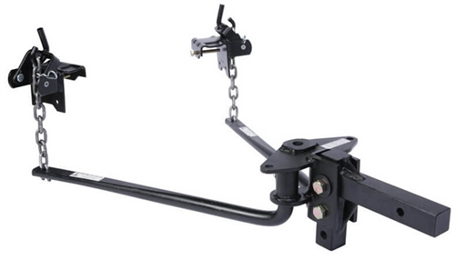 Husky Towing 32464 Round Bar Weight Distribution Hitch - 801-1400 Lbs Questions & Answers
