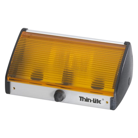 Thin Lite 160I18A Incandescent Porch Light - Amber Questions & Answers