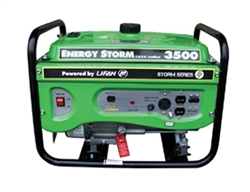 Lifan Power ES3500CA Energy Storm 3500 Watt Generator