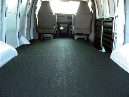 BedRug VTRF92X VanTred Cargo Mat - Ford E-Series Extended Questions & Answers