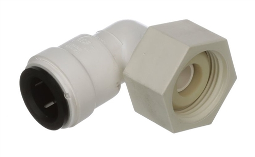 AquaLock 3520-1012 Female Connector Elbow, 1/2'' CTS x 3/4'' NPS Questions & Answers