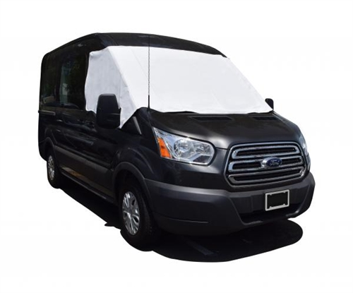 Adco Covers 2425 Windshield Cover For Class C and B - Ford Transit