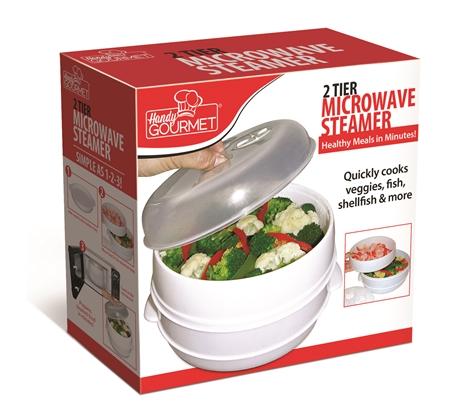 Jobar JB5001 Microwave Steamer