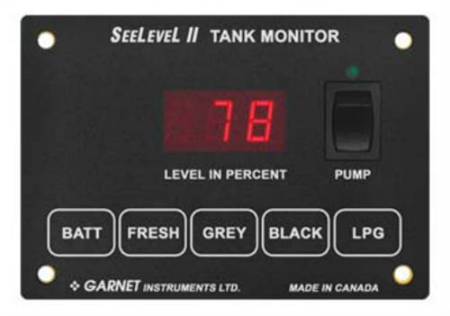 Garnet 709-P3W SeeLevel II Monitor - Monitor Only Questions & Answers
