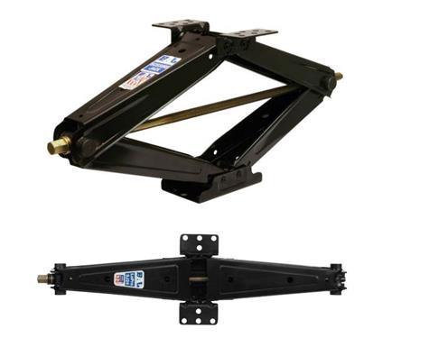 "BAL 24002C Classic Stabilizing Scissor Jack - 24""- 5000lbs - Set of 2"