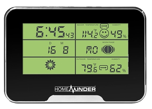 Minder Research HM-RVT Remote Video And Temperature Monitor