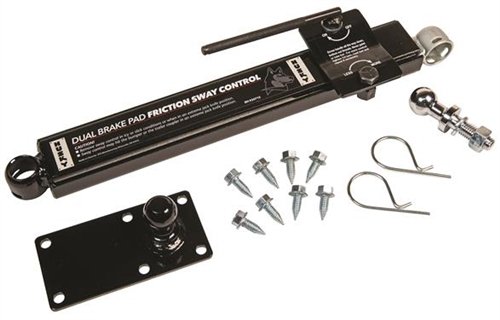 Husky Towing 34715 Weight Distribution Hitch Friction Sway Control - Right Hand