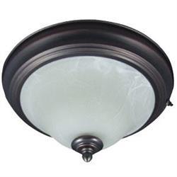 LaSalle Bristol GS56AM565XYZ2 Weathered Copper Ceiling Light - 50 Watt Questions & Answers