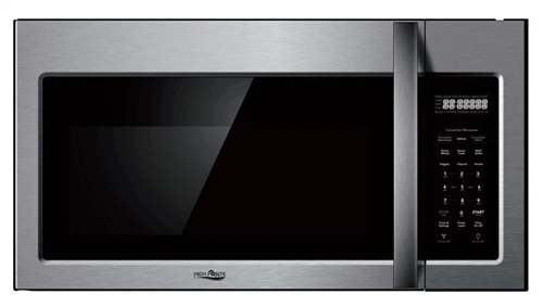 High Pointe EC942K6BES Over The Range Convection Microwave Oven - Stainless Steel