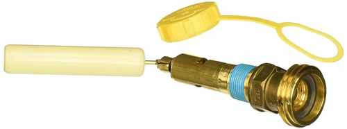 Can I replace Manchester V13414 with a Marshall Excelsior ME601-1 propane tank fill valve?