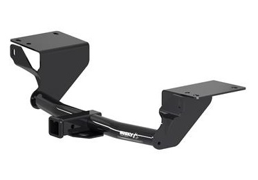Does this hitch fit into the bumper pop out or it is positioned under the bumper?