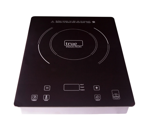 True Induction TI-1B Single Burner Induction Cooktop