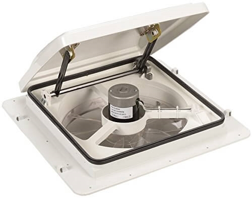 MaxxAir 10A40002K Replacement Roof Vent Lid - White Questions & Answers