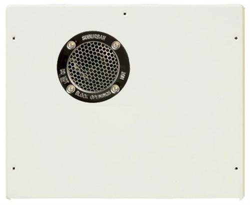 Suburban 522147 Atwood Water Heater Access Door - 6-Gallon - Polar White
