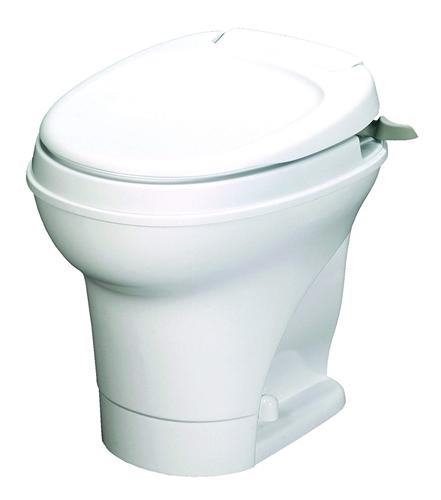 Thetford 31667 Aqua-Magic V Hand Flush High Profile Toilet Questions & Answers