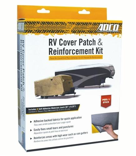 """ADCO 9023 RV Cover Repair Kit - 36"""" x 8-1/2"""""""