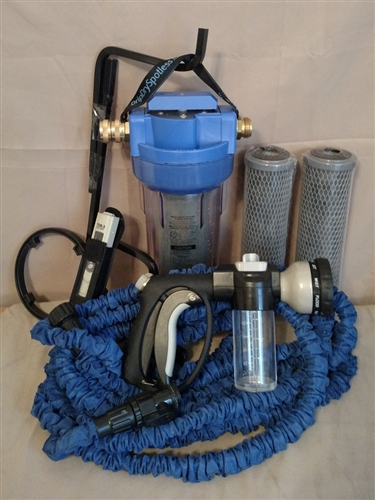 Drip Dry Spotless RV Water Filter And Wash System Questions & Answers