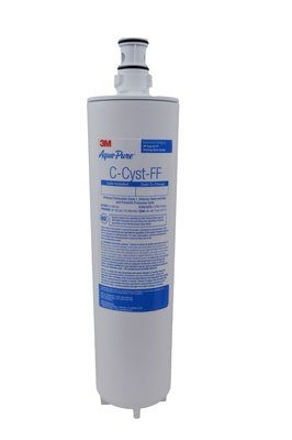 3M 5610428 Aqua-Pure C-Cyst-FF Under Sink Full Flow RV Water Filter Cartridge Questions & Answers