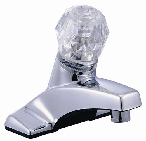 Relaqua AL-4100RC Single Handle Lavatory Faucet - Chrome Questions & Answers