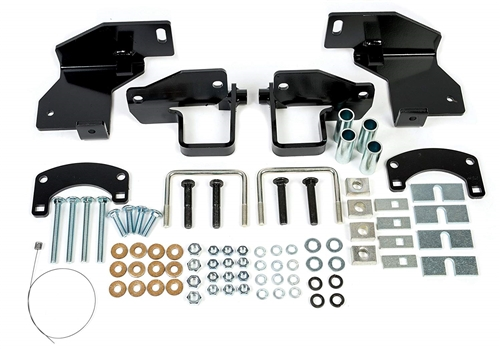 Husky Towing 31566 Fifth Wheel Hitch Mount Kit For Dodge Ram 1500/Ram 1500 Classic Questions & Answers