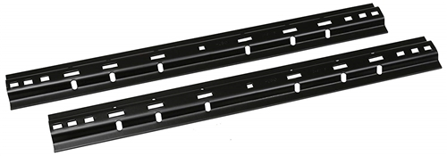 Wanting this for 2017 f250, are there brackets needed with rails? Also would like to see instructions.