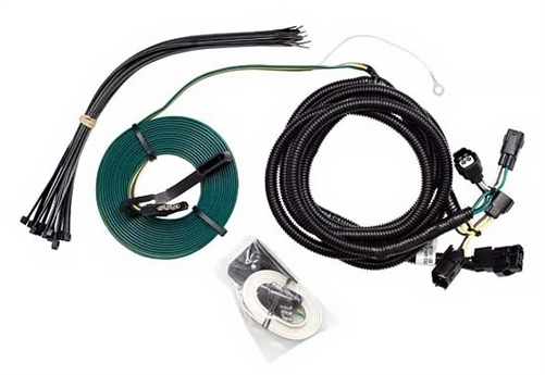 Demco 9523115 Towed Connector Wiring Kit For 2014-2021 Jeep Grand Cherokee Questions & Answers