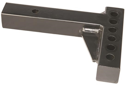 WOULD AN EAZ-LIFT ADJUSTABLE BALL MOUNT FIT ON THE HUSKY 31518 SHANK??