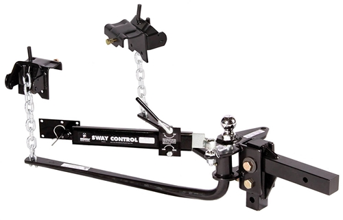 Husky Towing 31997 Weight Distribution Hitch With Sway Control - 800 lbs - 2.32'' Ball Questions & Answers