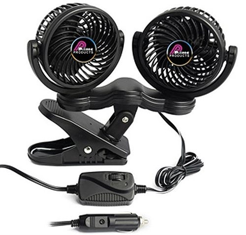 Prime Products 06-0507 Dual Head Clip On Fan Questions & Answers