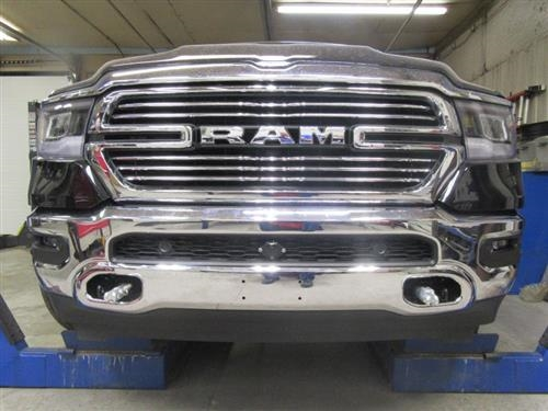 Blue Ox BX2414 Vehicle Baseplate With Cable Hooks - 2019 - 2021 Ram 1500