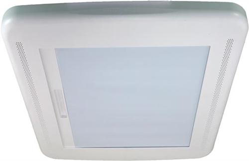 MaxxAir 00-03900 MaxxShade Roof Vent Cover With Roller Shade - 14'' x 14'' Questions & Answers