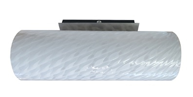 will 2ea, 9 watt led fit in this fixture