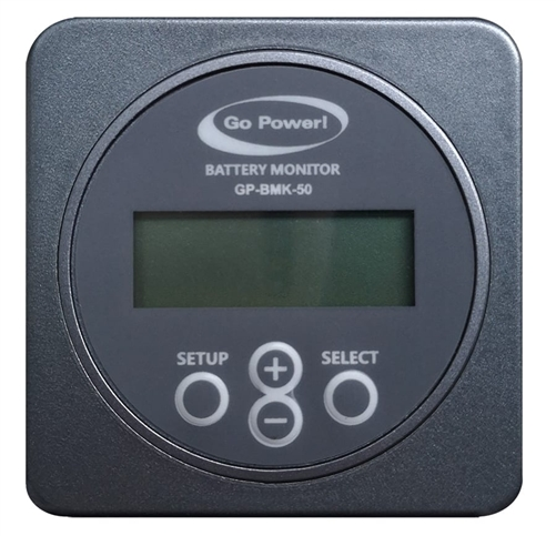 Go Power GPBMK50 Battery Monitor